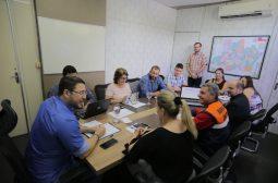 Governo do Estado cria força-tarefa para enfrentamento às demandas emergenciais da cheia
