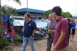 Refugiados venezuelanos serão acolhidos em novo abrigo na zona leste de Manaus