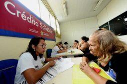 Programa Crédito Solidário cadastra mulheres empreendedoras em Itacoatiara