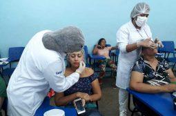 Ação social atende mais de 80 venezuelanas no mês das mulheres