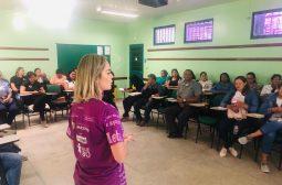 No Amazonas, campanha Agosto Lilás alerta a população sobre a violência doméstica e familiar