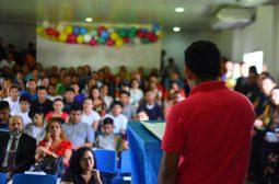 Com foco no sistema socioeducativo, Sejusc promove semana de debates sobre os direitos de crianças e adolescentes