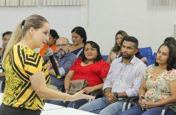 Governo alinha ações de cidadania com lideranças comunitárias do bairro Mutirão