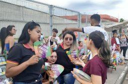 Sejusc realiza abordagens educativas em bandas e blocos de Manaus