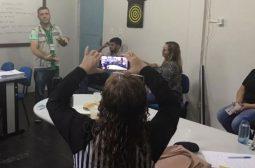 Servidores dos centros socioeducativos do Amazonas recebem orientação sobre o Covid-19
