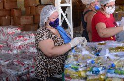Sejusc vai distribuir 10 mil cestas básicas doadas por empresa do Polo Industrial de Manaus