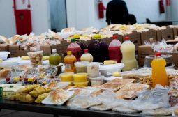 Sejusc realiza nova entrega de alimentos para 78 instituições que atuam com público vulnerável