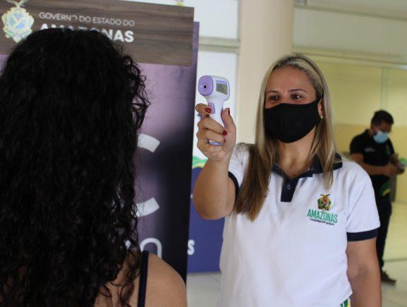 Unidades do PAC retomam atividades e seguem medidas de segurança contra o novo coronavírus