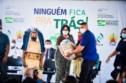 Secretário da Sejusc agradece ministra e bancada federal do AM por recursos para construção da Casa da Mulher Brasileira