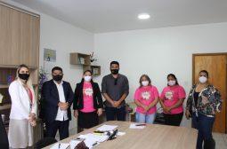 Sejusc recebe Clube de Mães da Cidade Nova e dá esclarecimentos sobre nova Unidade de Semiliberdade