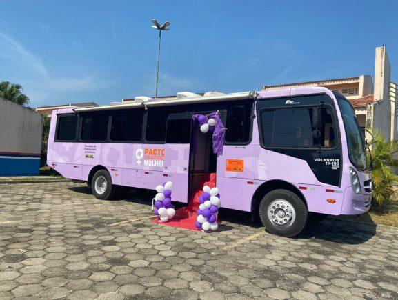Ação do Ônibus da Mulher para esta sexta-feira (25/09) em Presidente Figueiredo é adiada