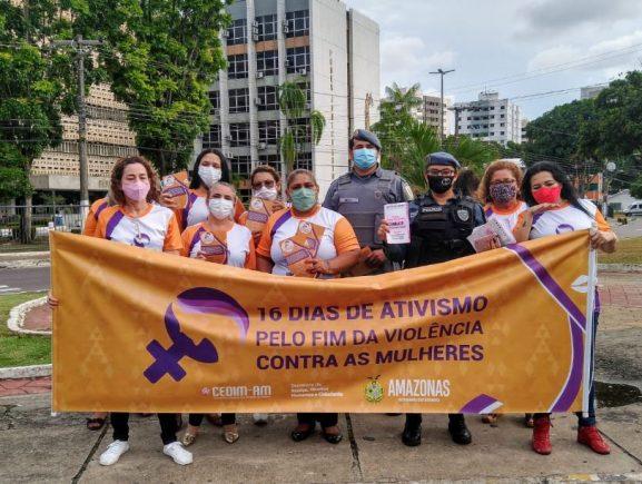 Sejusc lança campanha de 16 dias de ativismo pelo fim da violência contra a mulher