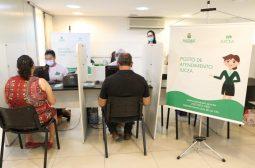 Jucea inaugura posto de atendimento no PAC da Zona Leste