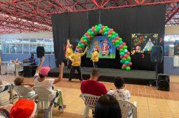 Sejusc realiza 'Natal Inclusivo' para crianças PcDs atendidas em projeto