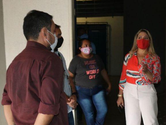 Sejusc inicia levantamento para reativação de abrigo emergencial para pessoas em situação de rua