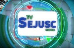 Nova temporada da 'TV Sejusc Digital' estreia nesta segunda-feira (1º/02) com novidades