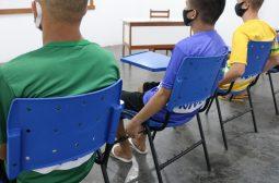 Gerenciados pela Sejusc, centros socioeducativos apresentam diminuição no número de ocupantes