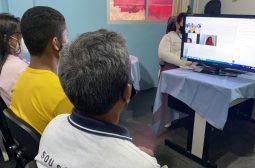 Adolescentes do sistema socioeducativo do AM passam por audiências virtuais nesta semana