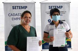 Sejusc e Setemp assinam Termo de Cooperação para beneficiar pessoas em situação de rua do abrigo emergencial