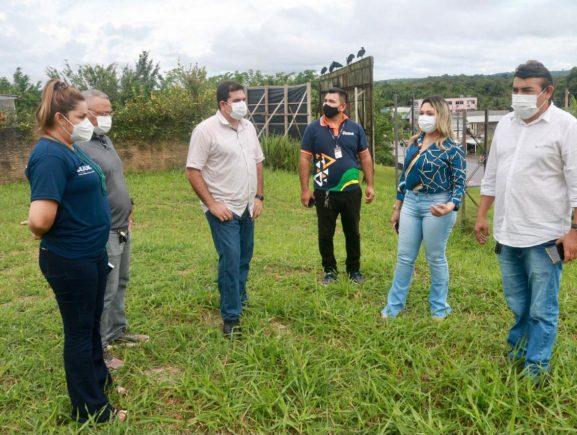 Governo do Amazonas, via Sejusc, inicia estudo para implantação de unidade do PAC em Rio Preto da Eva