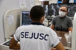 Sejusc amplia atendimentos diários do serviço de Pronto Atendimento ao Cidadão (PAC) no Amazonas