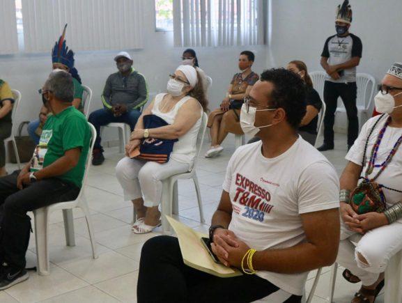 Conselho Estadual da Promoção da Igualdade Racial do AM é implementado com 12 OSCs eleitas