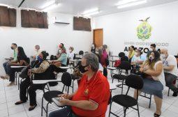 Sejusc realiza café da manhã com associações voltadas às Pessoas com Deficiência