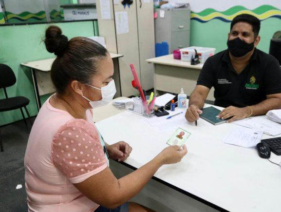 Sejuscfinaliza mutirão de entrega de Carteiras de Identidade nos PACs do Amazonas