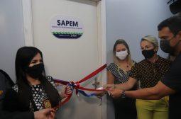 Sapem Oeste é inaugurado pelo Governo do Amazonas, por meio da Sejusc, nesta terça-feira (21/09)