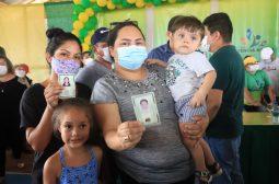 Governo do Amazonas realiza Ação de Cidadania no município de Itacoatiara