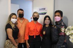 Governo do Amazonas dobra número das unidades do Serviço de Apoio Emergencial à Mulher em Manaus