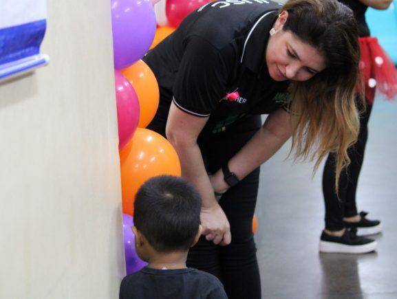 Sejusc promove manhã especial para crianças acolhidas pelo Cream e Casa Abrigo